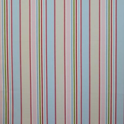 Addison Vintage 100% Cotton 137cm |Vertical Stripe Curtaining