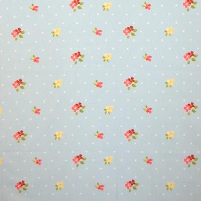 Amelia Chintz 100% Cotton 137cm |16cm Curtaining