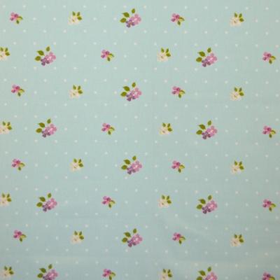 Amelia Lavender 100% Cotton 137cm |16cm Curtaining