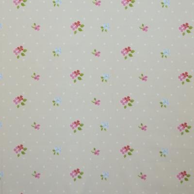 Amelia Vintage 100% Cotton 137cm |16cm Curtaining