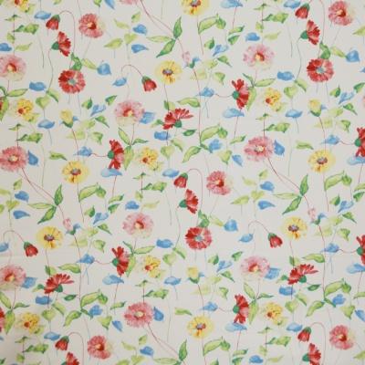 Daisy Chain Chintz 100% cotton 137cm |62.5cm Curtaining