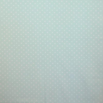 Nancy Duck Egg 100% cotton 137cm |2.6cm Curtaining