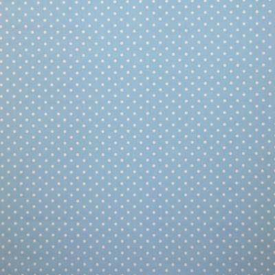 Nancy Sky 100% cotton 137cm |2.6cm Curtaining