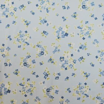 Posie Cornflower 100% cotton 137cm |63.7cm Curtaining