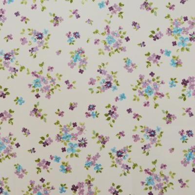 Posie Lavender 100% cotton 137cm |63.7cm Curtaining