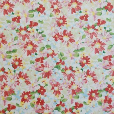 Pot Pourri Chintz 100% cotton 137cm |63cm Curtaining