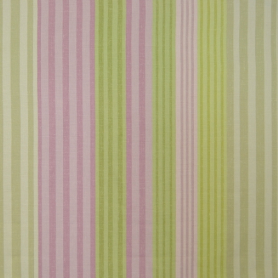 Burlington Rose  83% Cotton/17% Linen  137cm | Vertical Stripe  Dual Purpose