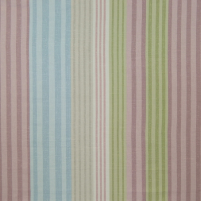 Burlington Vintage 83% Cotton/17% Linen 137cm | Vertical Stripe Dual Purpose