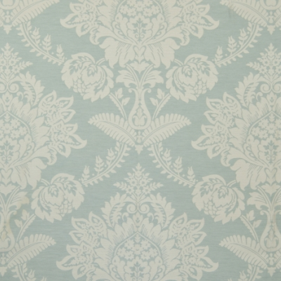 Devonshire Duck Egg  46% Visc/34% Poly/20% Linen  143cm (useable 139cm) | 65cm  Curtaining