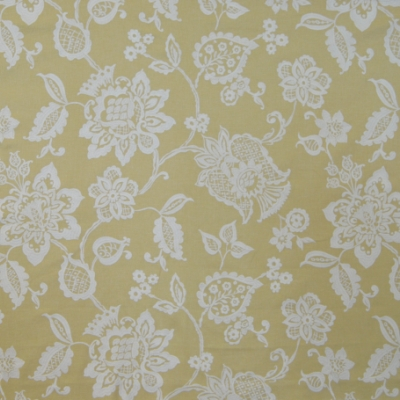 Oakmere Mimosa  51% Poly/33% Cott/16% Linen  140cm (useable 130cm) | 47cm  Embroidery