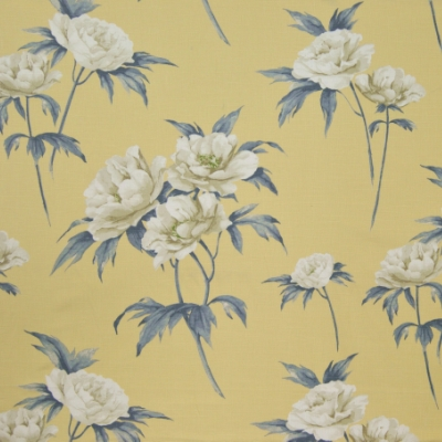Somersby Mimosa  83% Cotton/17% Linen  137cm | 64cm  Dual Purpose