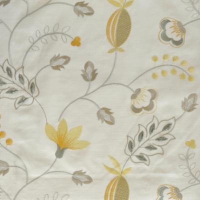 Fiorella Sandstone 46%Poly/42%Cott/12%Visc 140cm (useable 128cm) |31.2cm Embroidery
