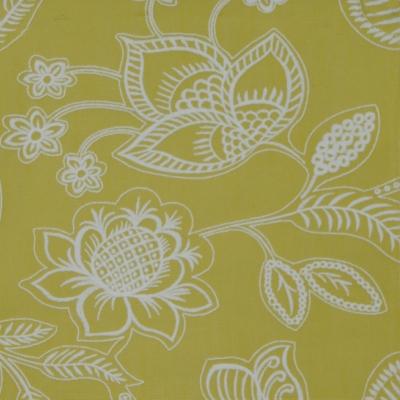 Portland Citrus 100% cotton 143(useable 132cm) | 47cm Embroidery