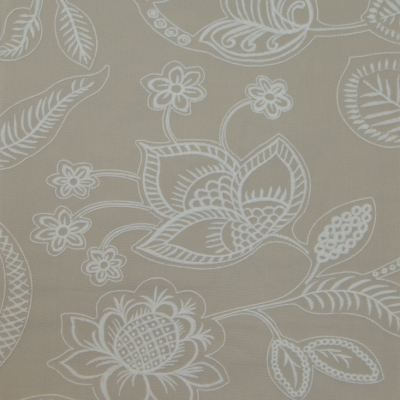 Portland Stone 100% cotton 143(useable 132cm) | 47cm Embroidery