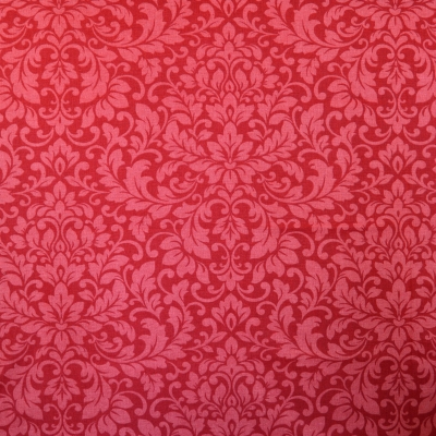 Carlotti Pomegranate 100% cotton 140cm | 64cm Curtaining