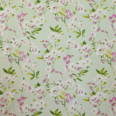 Sophia Rose 100% cotton 140cm | 64cm Curtaining