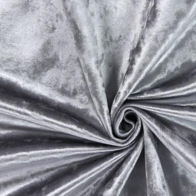 Ritz Gunmetal     92% polyester/ 8% elastine      140cm |Plain      Dual Purpose