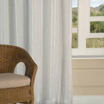 ECLIPSE CREAM 230 X 218cm - standard tape - lined 230 X 250cm - standard tape - lined 93% Polyester/7% Linen