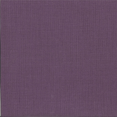 Saxon Plum   85% Polyester/15% Cotton    140cm | Plain    Dual Purpose