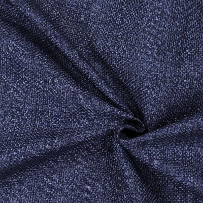 Nidderdale Navy 57% cotton/ 43% polyester 140cm | - Dual Purpose