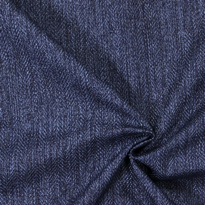Swaledale Navy 52% polyester/ 48% cotton 140cm | - Dual Purpose