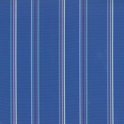 Terrace Ultramarine   73% polyester/ 27% acrylic    140cm |   Vertical Stripe    Indoor/Outdoor