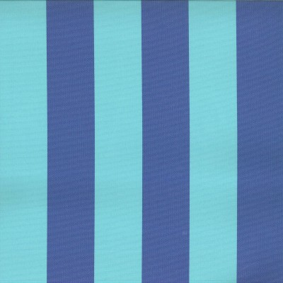 Veranda Aqua   73% polyester/ 27% acrylic    140cm |   Vertical Stripe    Indoor/Outdoor