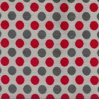 Spot Poppy  92% Olefin/8% Polyester  140cm | 5.5cm  Upholstery