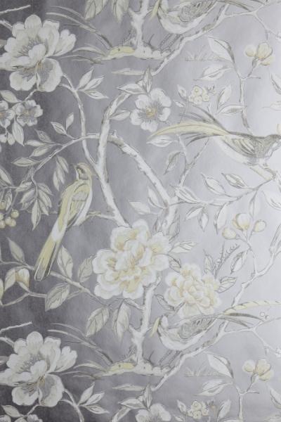 Lotus Blossom Silvery  70cm