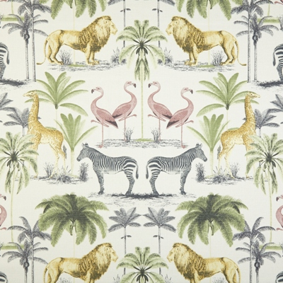 Longleat Acacia 100% cotton 137cm | 61cm Dual Purpose