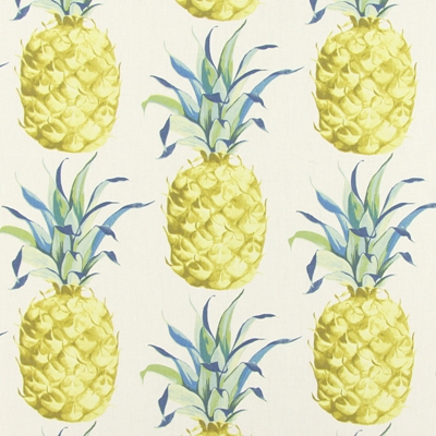 Ananas Lagoon   100% cotton    137cm | 32cm    Curtaining