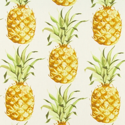 Ananas Mango   100% cotton    137cm | 32cm    Curtaining