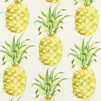 Ananas Tropical   100% cotton    137cm | 32cm    Curtaining