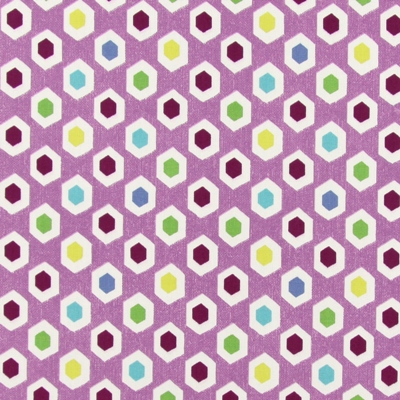 Bahia Orchid   100% cotton    137cm |   21.5cm    Curtaining