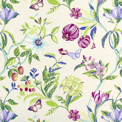 Botanica Orchid   100% cotton    137cm | 64cm    Curtaining