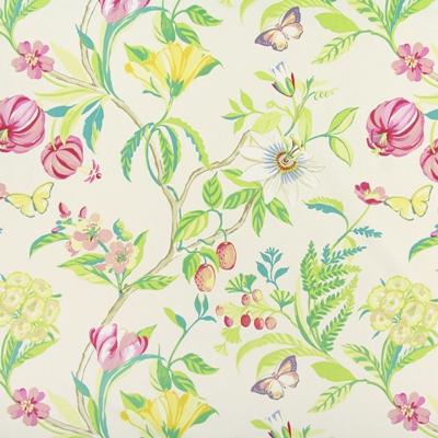 Botanica Peony 100% cotton 137cm |64cm Curtaining