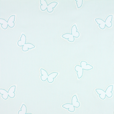 Amie Azure   85% cotton/ 15% polyester    140cm (useable 130cm) |   23.5cm    Embroidery