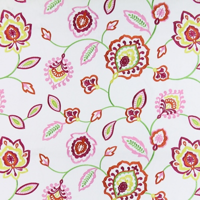 Lovina Tropical 58% polyester/ 42% cotton 142cm (useable 130cm) | 45.5cm Embroidery