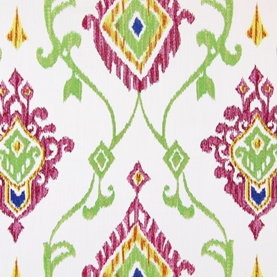 Karuba Tropical   59% polyester/ 41% cotton    140cm (useable 134cm) | 31cm    Embroidery