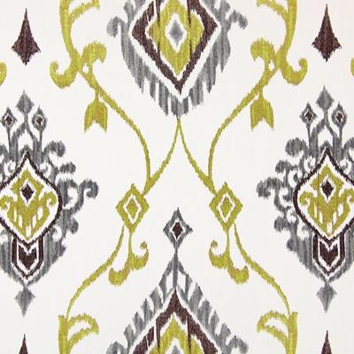 Karuba Saffron 59% polyester/ 41% cotton 140cm (useable 134cm) |31cm Embroidery