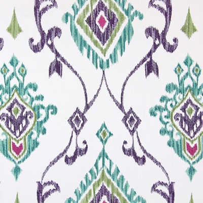 Karuba Topaz   59% polyester/ 41% cotton    140cm (useable 134cm) | 31cm    Embroidery