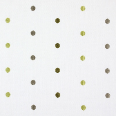 Mina Olive  47% cotton/ 53% polyester  140cm (useable 127cm) | 5.5cm  Curtaining