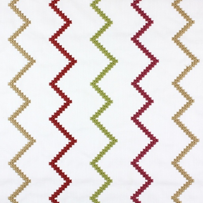 Sassan Garnet 38% cotton/ 62% polyester 140cm |15.5cm Embroidery