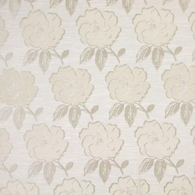 Bardot Ivory 58% polyester/ 42% cotton 140cm |48cm Curtaining