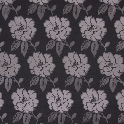 Bardot Graphite 58% polyester/ 42% cotton 140cm |48cm Curtaining