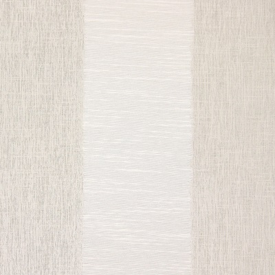 Capulet Ivory 58% polyester/ 42% cotton 140cm | Vertical Stripe Curtaining