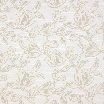 Hepburn Ivory 58% polyester/ 42% cotton 140cm |25.4cm Curtaining
