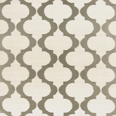 Messina Champagne 100% polyester 140cm (useable 137cm) |16cm Embroidery