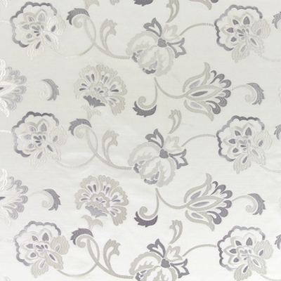 Novara Pearl 100% polyester 141cm (useable 138cm) |23m Embroidery