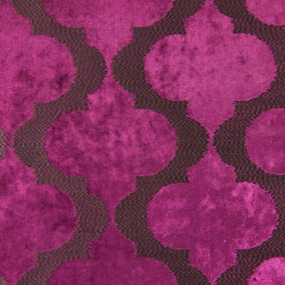 Odyssey Magenta 100% polyester 144cm (useable 139cm) | 16m Embroidery